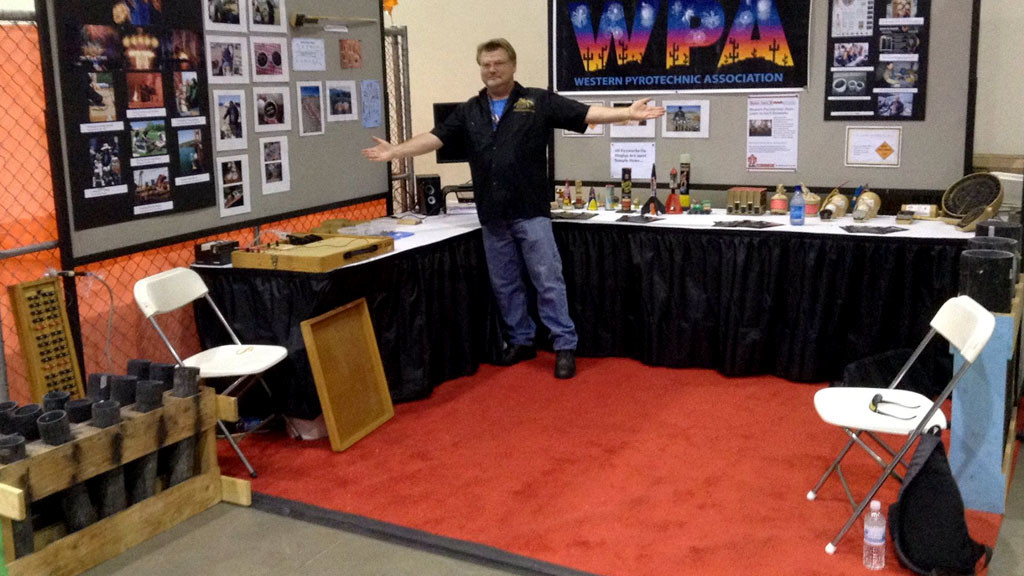 wpa - makerfaire 2015 - Wally